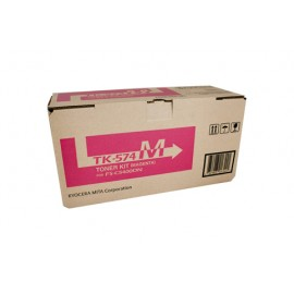 Genuine Kyocera TK-574M Magenta Toner Cartridge