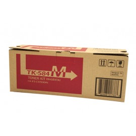 Genuine Kyocera TK-584M Toner Cartridge