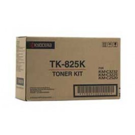 Genuine Kyocera TK-825K Toner Cartridge