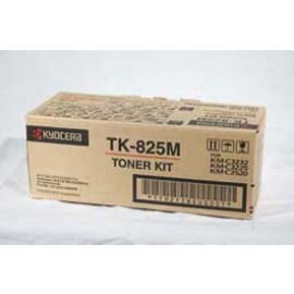 Genuine Kyocera TK-825M Toner Cartridge