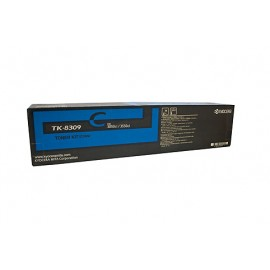 Genuine Kyocera TK-8309C Toner Cartridge