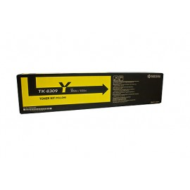 Genuine Kyocera TK-8309Y Toner Cartridge