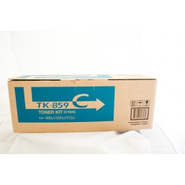 Genuine Kyocera TK-859C Toner Cartridge