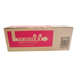 Genuine Kyocera TK-859M Magenta Toner Cartridge