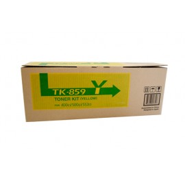 Genuine Kyocera TK-859Y Toner Cartridge