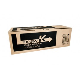 Genuine Kyocera TK-869K Black Toner Cartridge