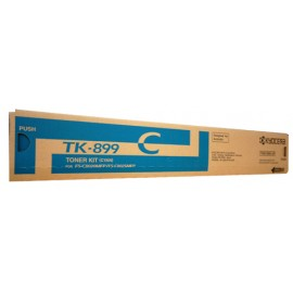 Genuine Kyocera TK-899C Toner Cartridge