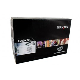 Genuine Lexmark E260X22G Toner Cartridge