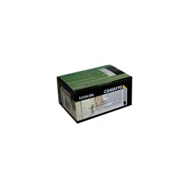 Genuine Lexmark C540A1YG Yellow Toner Cartridge