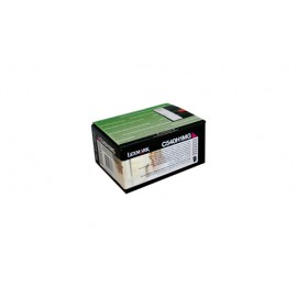 Genuine Lexmark C540H1MG High Yield Magenta Toner Cartridge