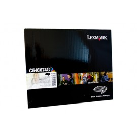 Genuine Lexmark C540X74G Black Toner Cartridge