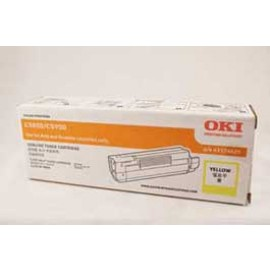 Genuine OKI 43324425 Toner Cartridge