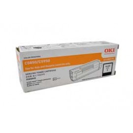 Genuine OKI 43865728 Toner Cartridge