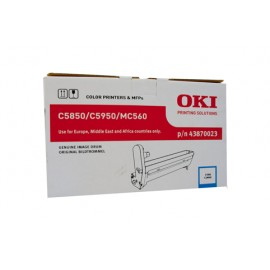 Genuine OKI 43870027 Drum Unit
