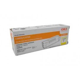 Genuine OKI 43865725 Toner Cartridge