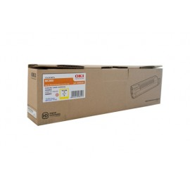 Genuine OKI 44059237 Toner Cartridge