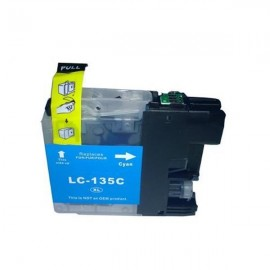 Compatible Brother LC135XLC High Yield Ink Cartridge