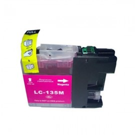 Compatible Brother LC135XLM High Yield Ink Cartridge