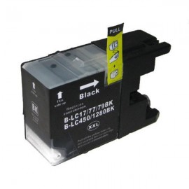 Compatible Brother LC77XLBK High Yield Ink Cartridge