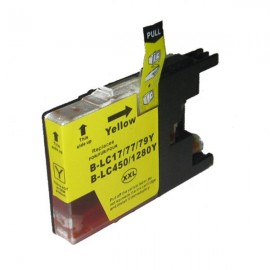 Compatible Brother LC77XLY High Yield Ink Cartridge