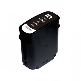 Compatible HP #18 Bk (C4936A) Ink Cartridge