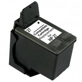 Remanufactured HP #27, #27 (C8727AA) Ink Cartridge