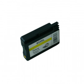 Compatible HP #933XL, Yellow High Yield Ink Cartridge, #933YXL (CN056AA) High Yield Ink Cartridge