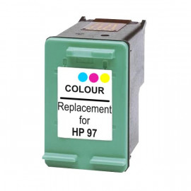 Remanufactured HP #97, TriColour Ink Cartridge, #97 (C9363WA) Ink Cartridge