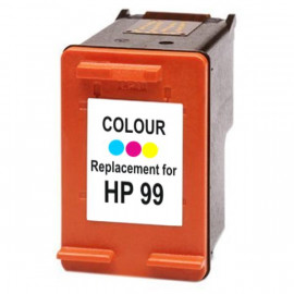 Remanufactured HP #99, Photo Tricolour Ink Cartridge, #99 (C9369WA) Ink Cartridge