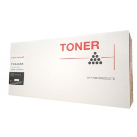 Compatible Brother TN-240BK Toner Cartridge