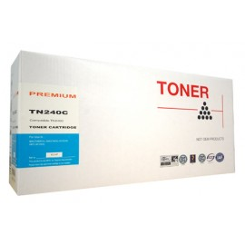 Compatible Brother TN-240C Toner Cartridge