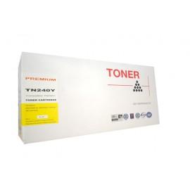 Compatible Brother TN-240Y Toner Cartridge
